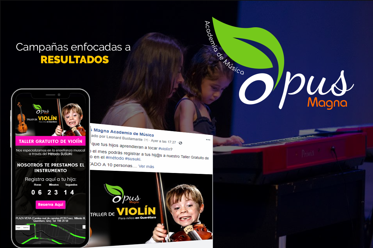 Escuelas de Música en Querétaro